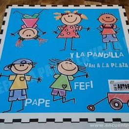 PAPE, FEFI Y LA PANDILLA VAN A LA PLAZA (6)